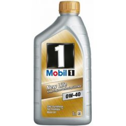 MOBIL 1 NEW LIFE SAE 0W-40 1L